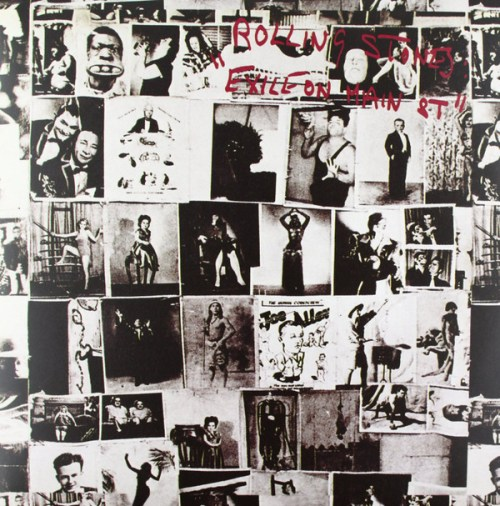 Bilderesultat for rolling stones exile on main street
