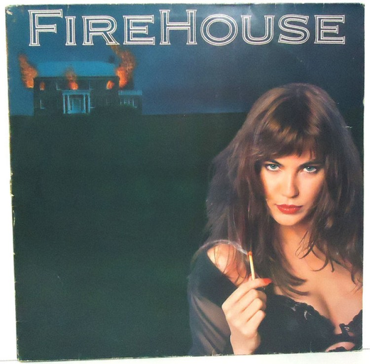 Firehouse – Firehouse (1989, Vinyl) - Discogs