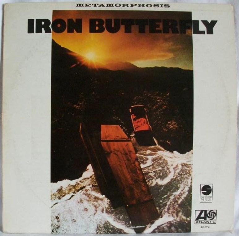 Iron Butterfly – Metamorphosis (1973, Vinyl) - Discogs