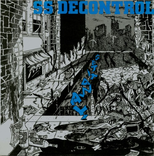 SS Decontrol* - Get It Away | Releases | Discogs