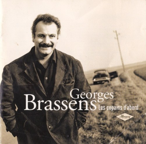 Georges Brassens - Les Copains D'Abord (1996, CD) | Discogs