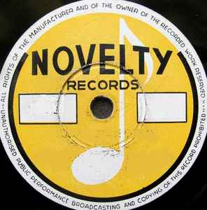 Novelty Records (5) Label | Releases | Discogs