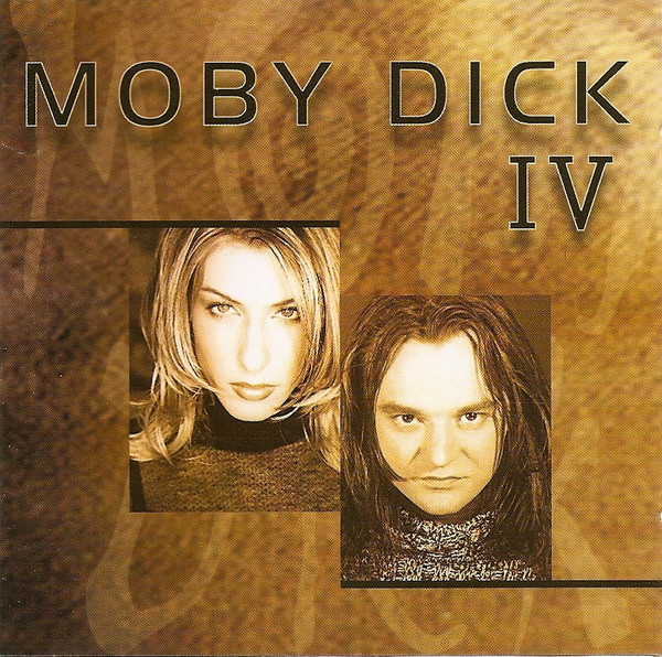 "Omot albuma ""IV"" grupe ""Moby Dick"" iz 1998/1999. godine."