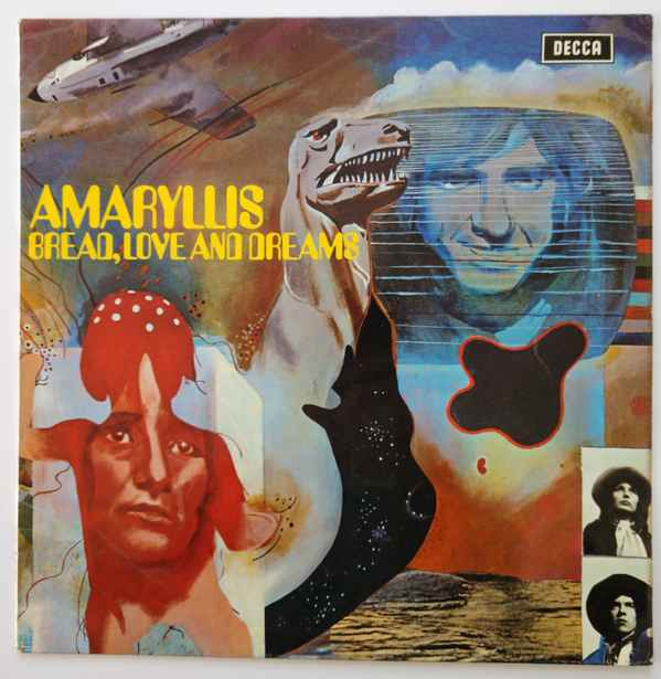 Bread Love And Dreams Amaryllis album cover
