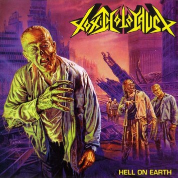 Toxic Holocaust - Hell On Earth   Releases   Discogs
