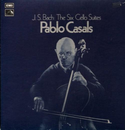 J. S. Bach* : Pablo Casals - The Six Cello Suites | Discogs
