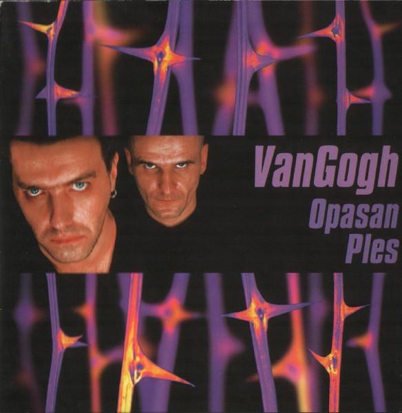 "Omot albuma ""Opasan ples"" grupe Van Gogh iz 1999. godine."