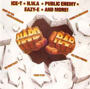 Hard Rap (1989, CD)   Discogs