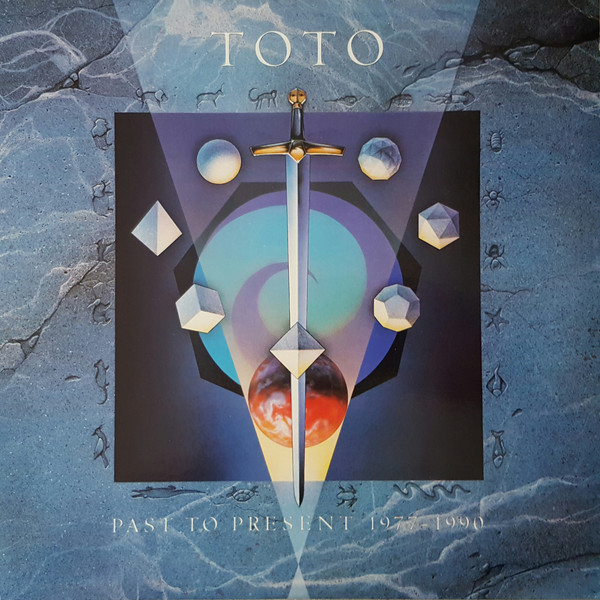Toto - Past To Present 1977-1990 | Références | Discogs
