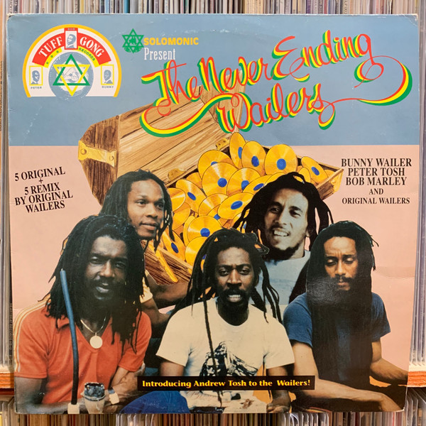 The Never Ending Wailers* - The Never Ending Wailers | Discogs