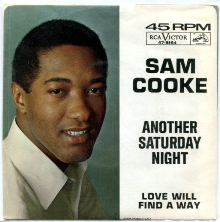 Image result for sam cooke another saturday night