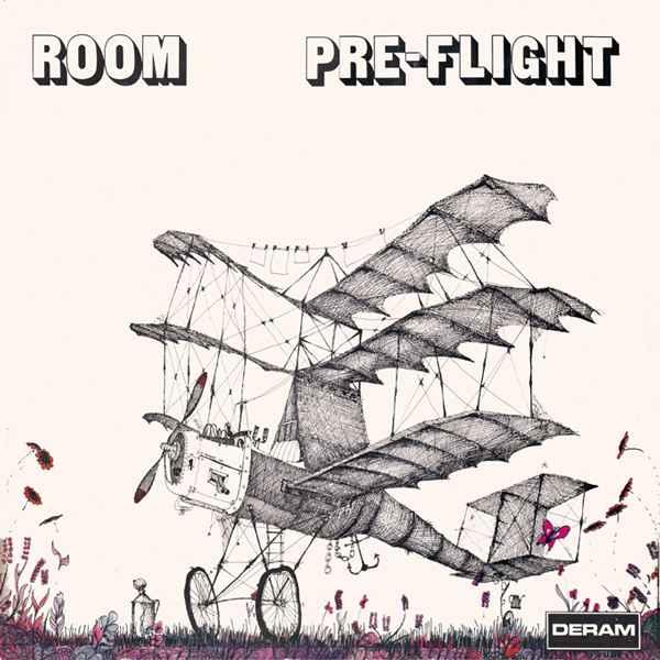 Room (5) Pre-Flight album cover