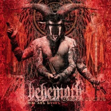 Bilderesultat for Behemoth - Zos Kia Cultus