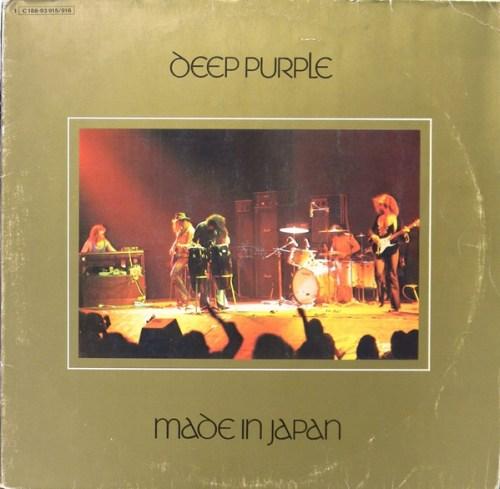 Deep Purple - Made In Japan (1972, Gatefold, Vinyl) | Discogs