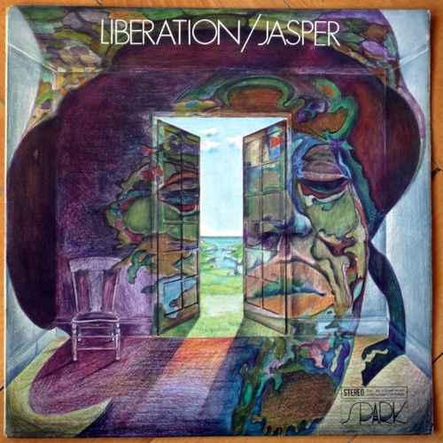 Jasper (7) Liberation album cover