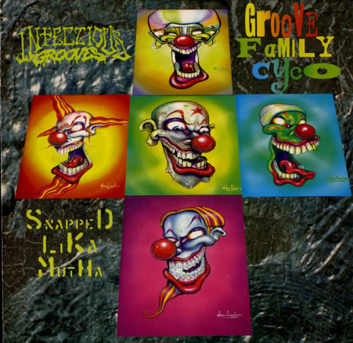 Infectious Grooves - Groove Family Cyco (Snapped Lika Mutha) (1994 ...