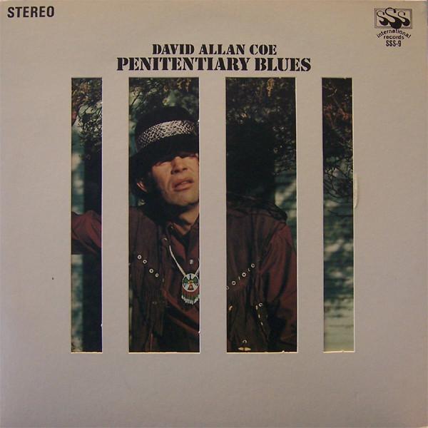 David Allan Coe Penitentiary Blues Releases Discogs