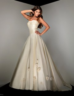 Disney Princess Belle Wedding Dress