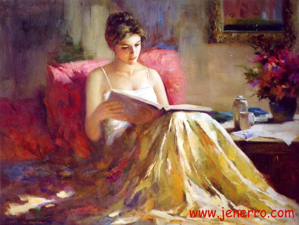 Αποτέλεσμα εικόνας για reading a book painters