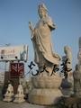 惠安寺廟石雕四大金剛 - GD - 光大 (中國 福建省 生產商) - 宗教工藝品 - 工藝品 產品 「自助貿易」