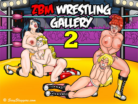 [Fighting Zen] ZenbayMono Wrestling Gallery 2
