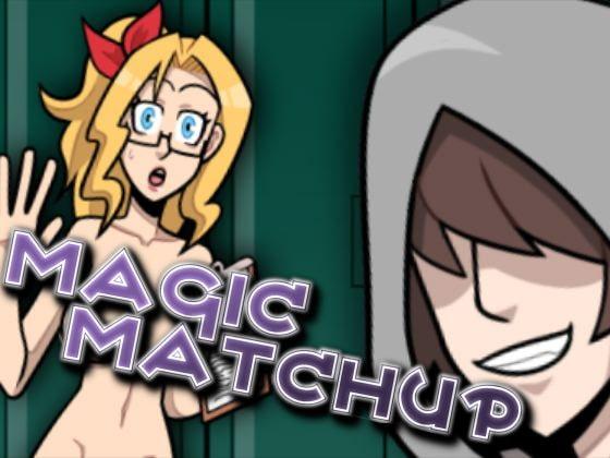 [HentaiWriter] Magic Matchup