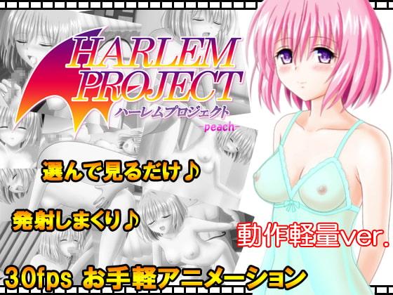 【動作軽量ver. 11/末までキャンペーン特価】Harlem project -peach-