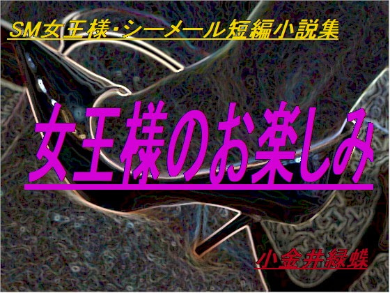 [Sドリーム] SM女王様・シーメール短編小説集「女王様のお楽しみ」