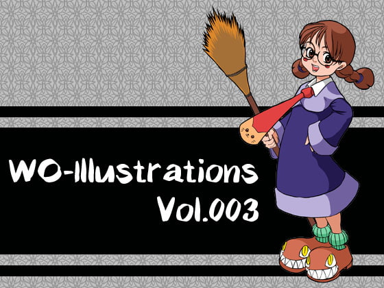 [WorkingOrder] WO-Illustrations Vol.003