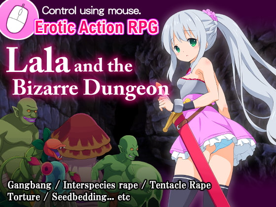 [C-Laboratory] Lala and the Bizarre Dungeon