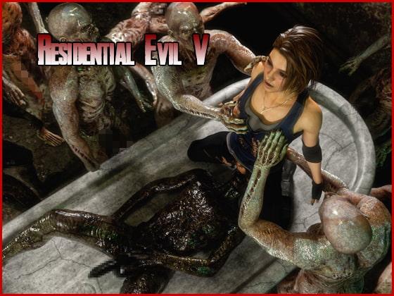 [3dZen] Residential Evil XXX (part 5)