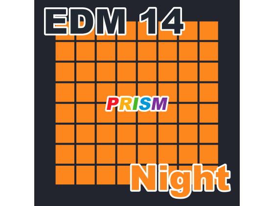 [なないろぼっくす] 【シングル】EDM 14 - Night/ぷりずむ
