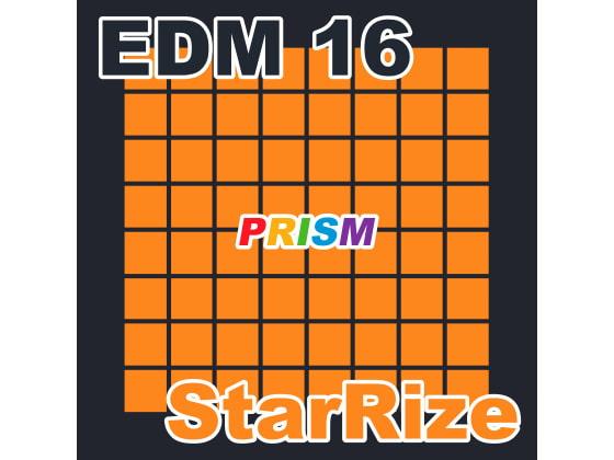 [なないろぼっくす] 【シングル】EDM 16 - StarRize/ぷりずむ