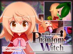 Millia and the Phantom Witch