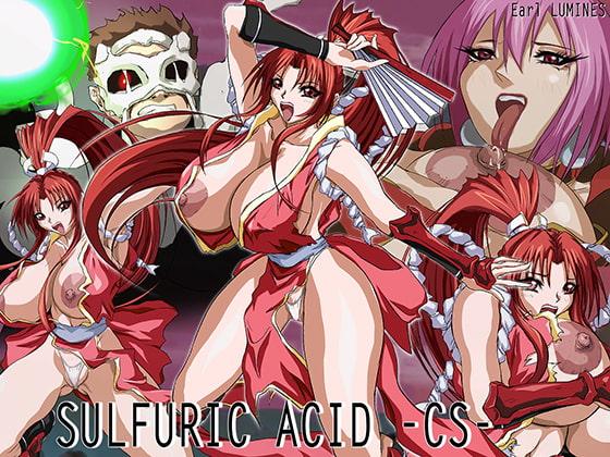 [Earl LUMINES] SULFURIC ACID -CS-