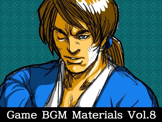 [八伏工場] Game BGM Materials Vol.8