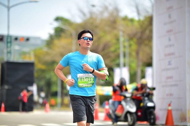 高雄國際馬拉松|我的初馬全體驗(中)【比賽】