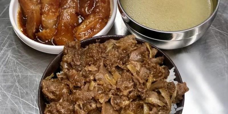 「台南中西區」焼肉ショジョ Yakiniku SHOJO開的平價牛肉飯~「燒究牛肉飯專門店」