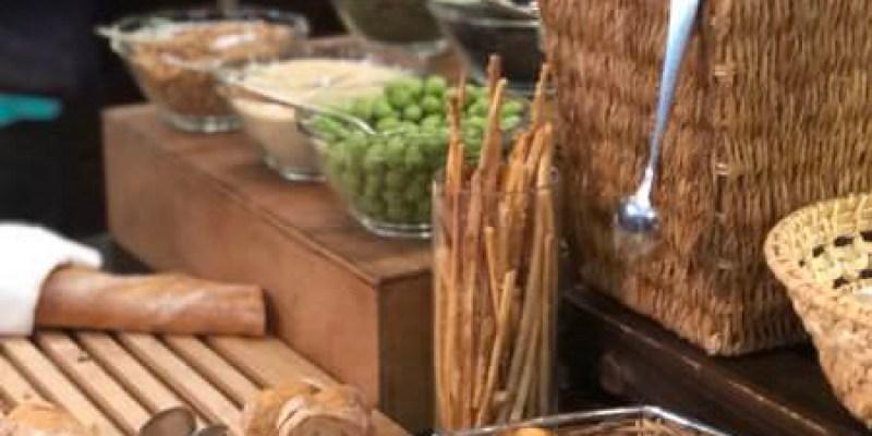 「台北大安區」下午茶也可以吃很飽的「香格里拉台北遠東國際大飯店 遠東Café自助餐廳」有滿滿的蛋糕等你來吃!