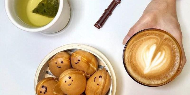 「台北士林區」芝山站有超可愛的雞蛋糕~內用的位置也超文青!「SOSO cafe&mart」