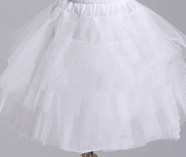 Short Puff  Layers Tulle Prom Short Dress Petticoat