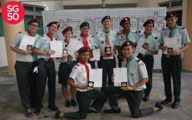 DSG Prize Awardees SG50