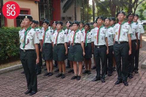 DSG SG50 Contingent (1)