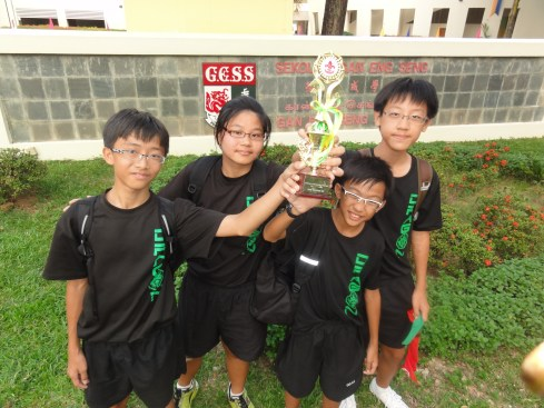 NEC Winning Dragon Team