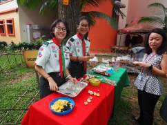 try our cooking!