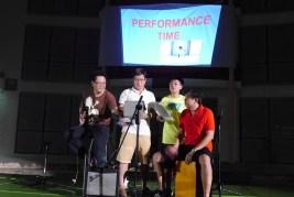 Dragon Chapter performance
