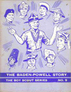 The Baden-Powell Story Book Cover