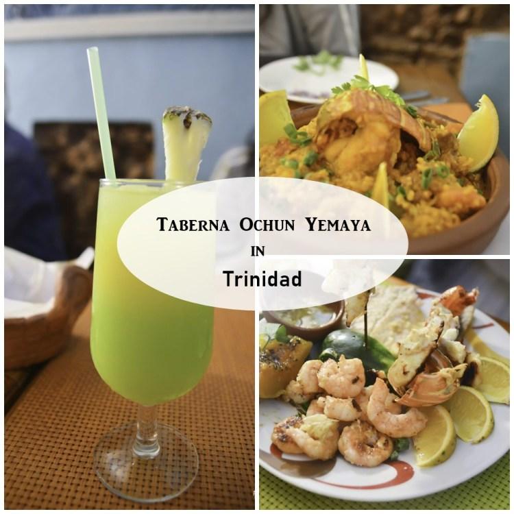 古巴千里達美食推薦 | Taberna Ochun Yemaya 高CP值的平價龍蝦餐廳