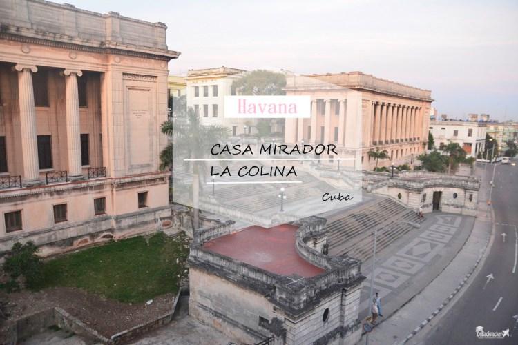古巴哈瓦那住宿推薦   CASA MIRADOR LA COLINA  正對哈瓦那大學的人氣Airbnb