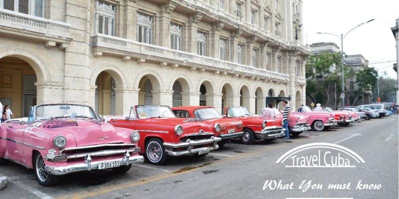 12件古巴自助旅行應該注意的事
